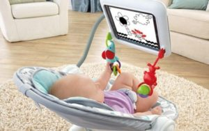 Baby vs Touch Screen