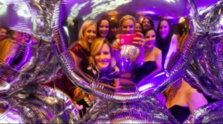 Best Selfie at The Image Business Woman of the Year Awards