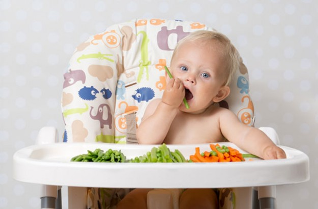 Baby Weaning Introduction